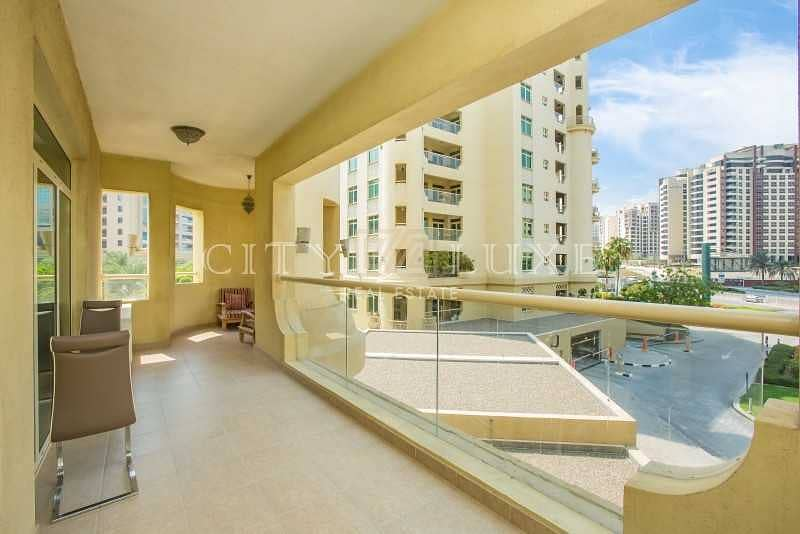 3 Bed + Maids   Fully Furnished   Park View