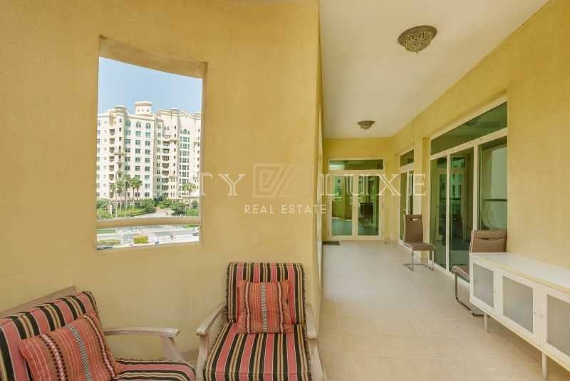18 3 Bed + Maids   Fully Furnished   Park View