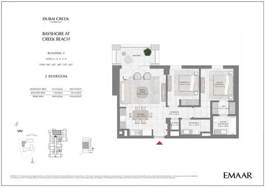 4 Super Deal  Low price  2bedroom for sell