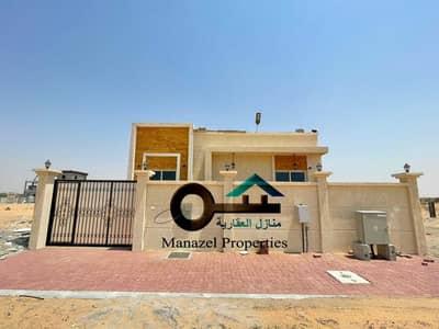 3 Bedroom Villa for Rent in Al Zahya, Ajman - Villa for rent in Al Zahia area close to Qar Street, very excellent location and close to services.
