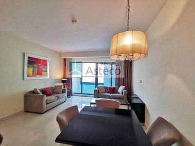 شقة 2 غرفة نوم للايجار في الخليج التجاري، دبي - Fully Furnished | Ready to Move in  October| Well Maintained