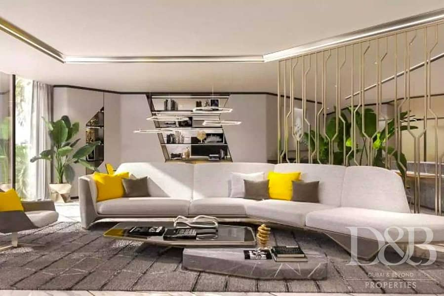 17 Luxury 6 Beds + Maids | Lamborghini Villa | Emaar