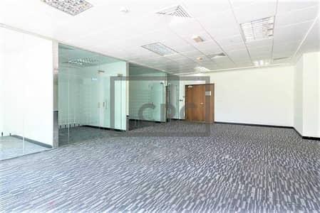 مکتب  للايجار في مركز دبي المالي العالمي، دبي - Fitted Close to metro One month Free Rent