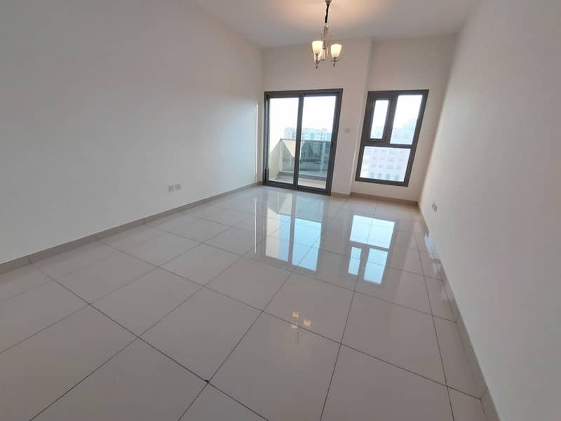 One Bedroom Like Brand New Luxury Building With Gym Pool Kids Playing Area Near To Sharjah University