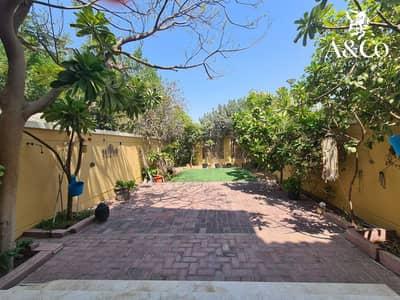 تاون هاوس 2 غرفة نوم للايجار في مثلث قرية الجميرا (JVT)، دبي - 1Bed Private Landscaped Garden 6 Cheques