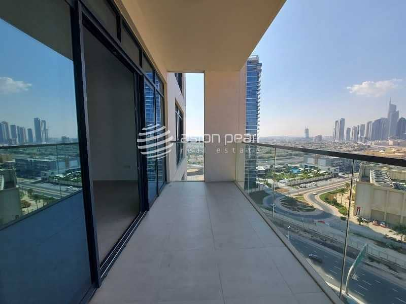 2 Bright And Spacious  1Bedroom   High Floor  Vacant