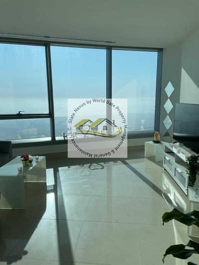 1 Bedroom Flat for Sale in Al Reem Island, Abu Dhabi - 1BR Apt in High Floor  Sea View  Prestigious Location
