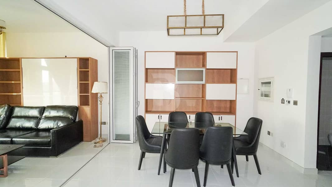 2 Furnished 1 Bedroom | Near Metro | Convertible
