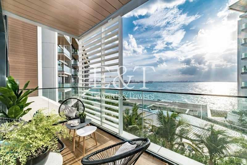 2 High End Furniture | Full Sea View | VOT