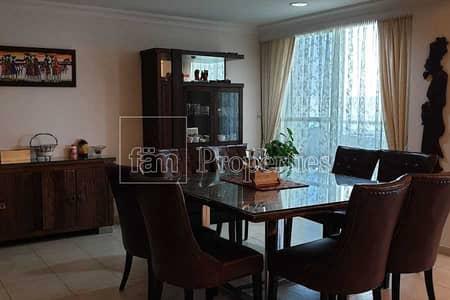 فلیٹ 3 غرف نوم للبيع في الخليج التجاري، دبي - Exclusive 3+Maids   Executive Tower H   Canal View