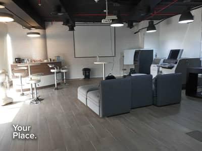 Office for Rent in Barsha Heights (Tecom), Dubai - Huge office | Mid-floor | Multiple chqs | Vacant on 21.12. 2021