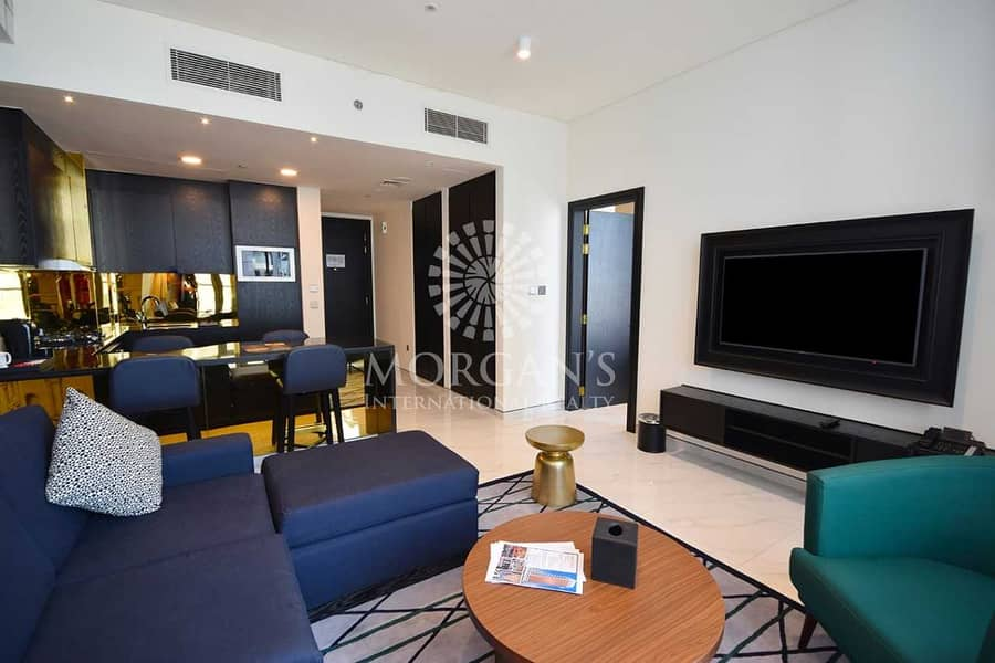 Bills Included | Furnished | Hotel Apartment