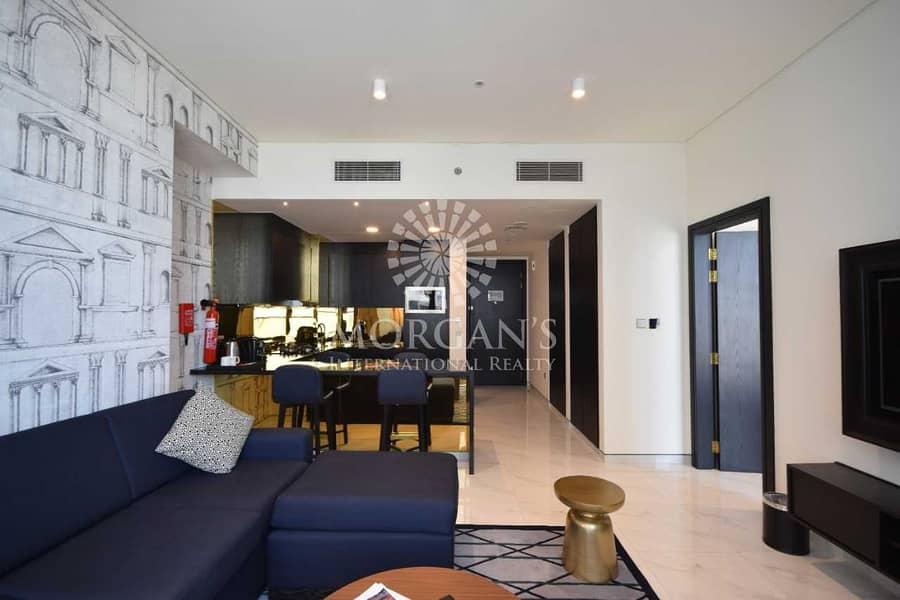 2 Bills Included | Furnished | Hotel Apartment