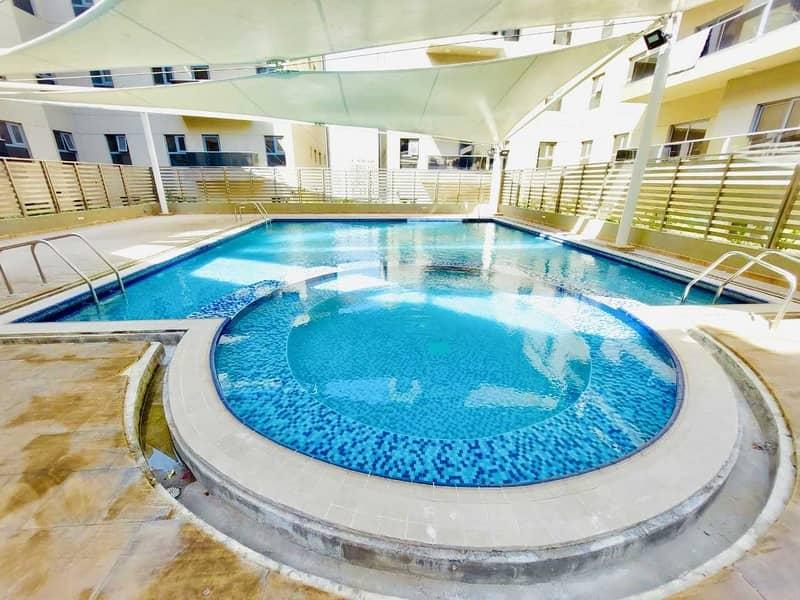 Like Brand New 1-BR   Gym +Pool + Kids play area   University area