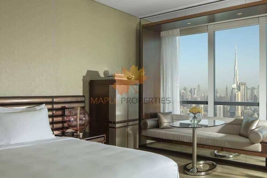 2 Full Floor    15 Units    Paramount Hotels & Resorts    For Sale