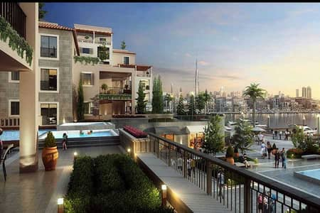 تاون هاوس 5 غرف نوم للبيع في جميرا، دبي - Luxury lifestile houses jumeirah island Sur La mer