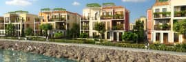 6 Luxury lifestile houses jumeirah island Sur La mer