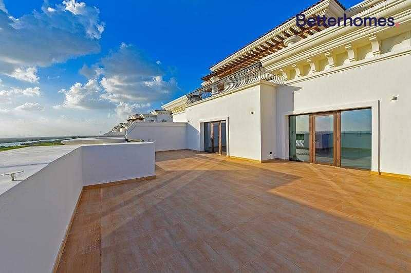 Full Golf Course and Sea View I Great Location