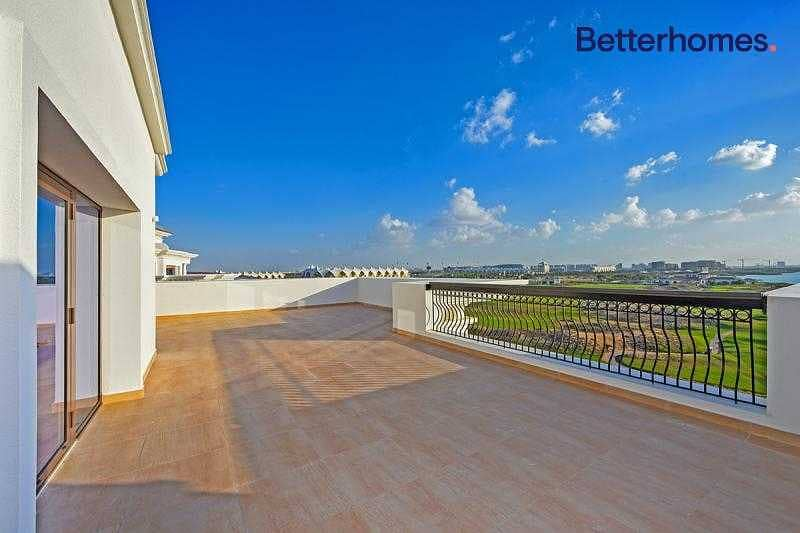 2 Full Golf Course and Sea View I Great Location