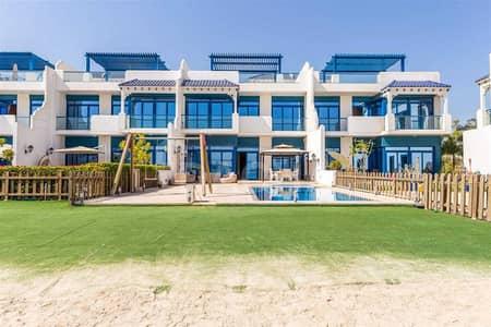 فیلا 5 غرف نوم للبيع في نخلة جميرا، دبي - Vacant / 5 Bed / Private Pool / Beach Villa / VIEW NOW!