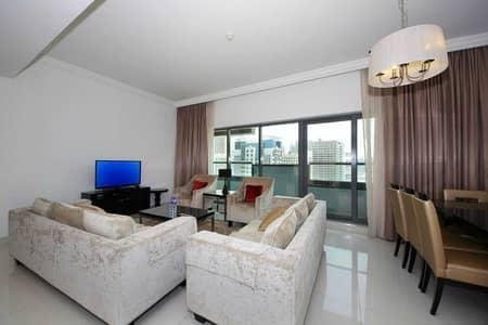 شقة 1 غرفة نوم للبيع في الخليج التجاري، دبي - Vacant | Luxuriously Furnished | Spacious Bright