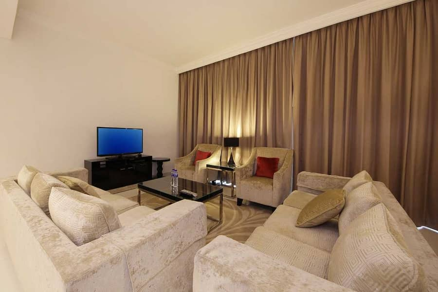 2 Vacant | Luxuriously Furnished | Spacious Bright