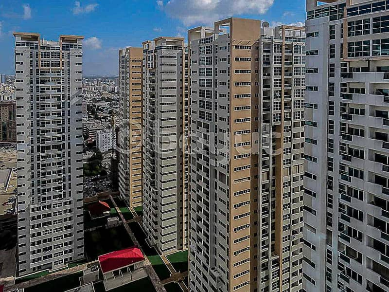 HOT DEASL OPEN VIEW/CLOSED KITCHEN/ONE BEDROOM FOR SALE