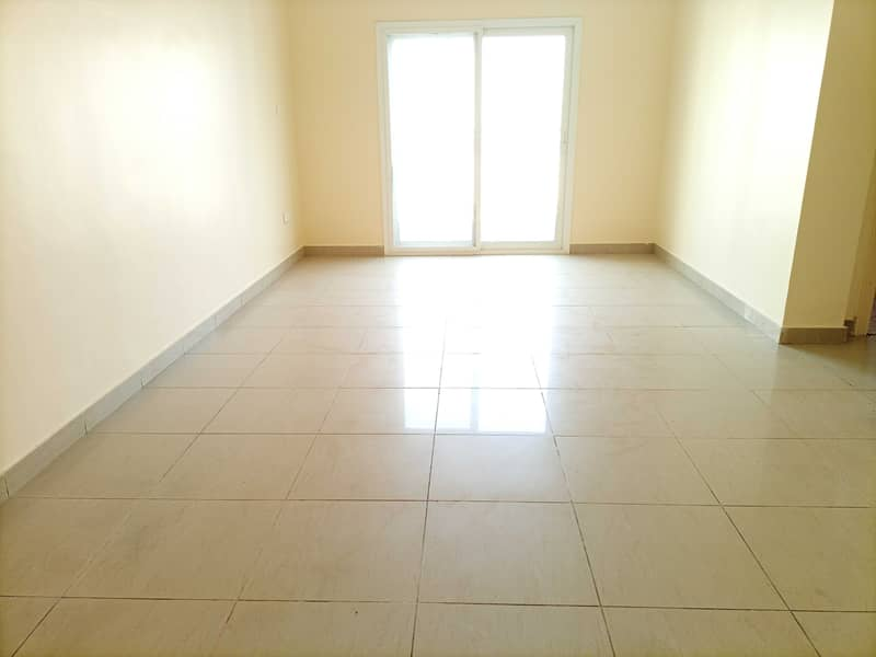 Great Offer!!! 2bhk Very Close To RTA Bus Stop | 1 Months Free | 4 Cheques | Built in Wardrove On Sharjah/Dubai Border Just in 28K