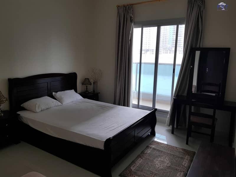 Furnished 3 bedroom | Low floor| Elite 7