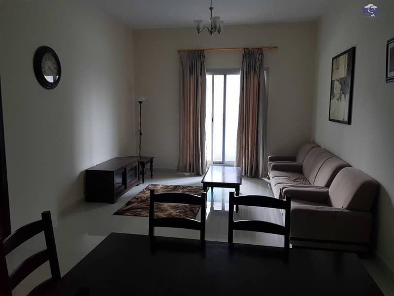 2 Furnished 3 bedroom | Low floor| Elite 7
