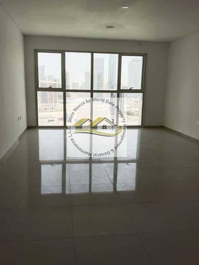 1 Bedroom Flat for Rent in Al Reem Island, Abu Dhabi - Modish 1BHK Apt.   Panoramic Marina Square View