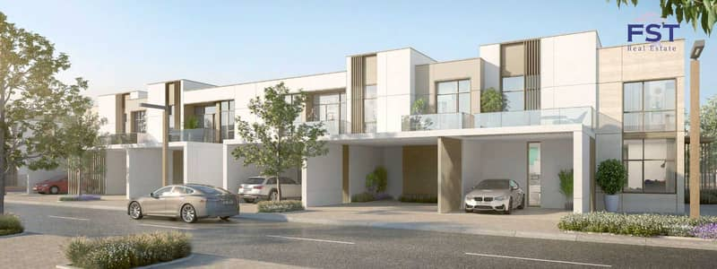 فیلا 3 غرف نوم للبيع في المرابع العربية 3، دبي - Limited offer | Specious 3 Bedrooms | Modern Design| 40/60