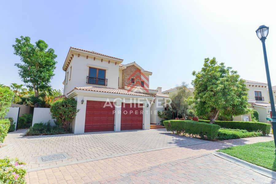 Must-See 4BR En-suite Villa | Basement | Vacant