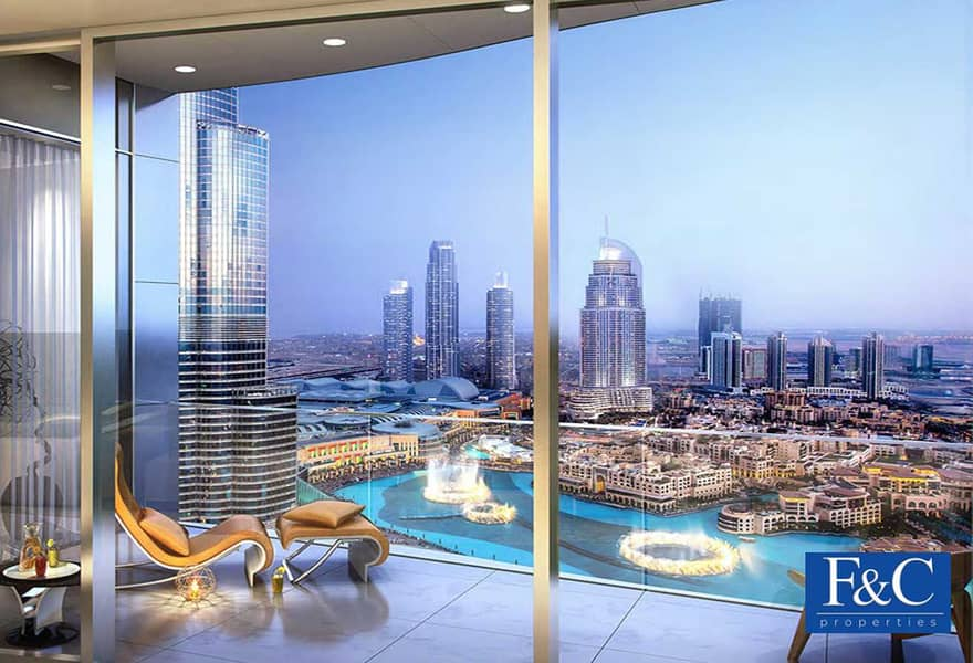 2 Prime Location| Huge Penthouse| Stunning View|
