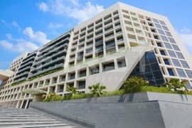 شقة في بارك فيو جزيرة السعديات 1 غرف 75000 درهم - 4461201