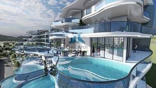 شقة في سامانا بارك فيوز أرجان 2 غرف 1400000 درهم - 5406145