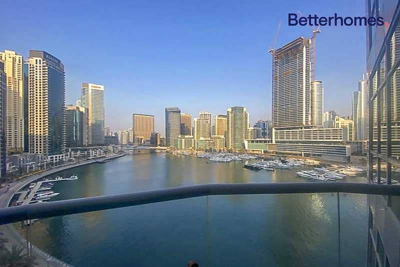 Panoramic Marina View | Fully Furnished