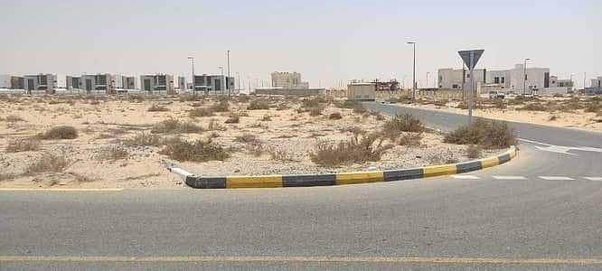 Residential plot for sale in al tai sharjah  (750k)