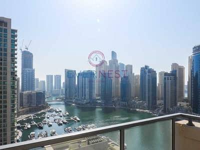 3 Bedroom Flat for Rent in Dubai Marina, Dubai - Marina View | Spacious 3BR + M | Prime Location
