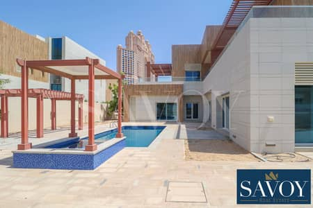 6 Bedroom Villa for Sale in The Marina, Abu Dhabi - Luxurious Waterfront Living - 6 Master Bedrooms
