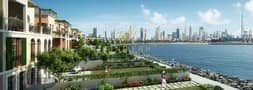 9 Full Sea View | Roof top terrace| 5 Bed+Maid|