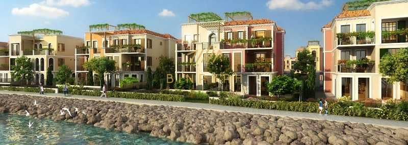 27 Full Sea View | Roof top terrace| 5 Bed+Maid|