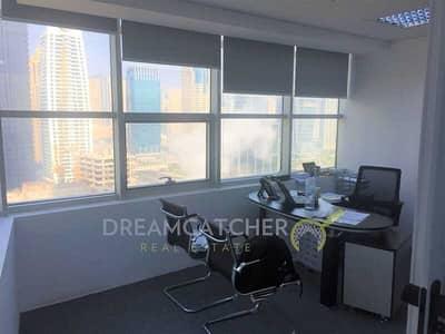 مکتب  للبيع في أبراج بحيرات الجميرا، دبي - مکتب في مركز مزايا للأعمال BB-2 مركز مزايا للأعمال أبراج بحيرات الجميرا 960000 درهم - 5406683