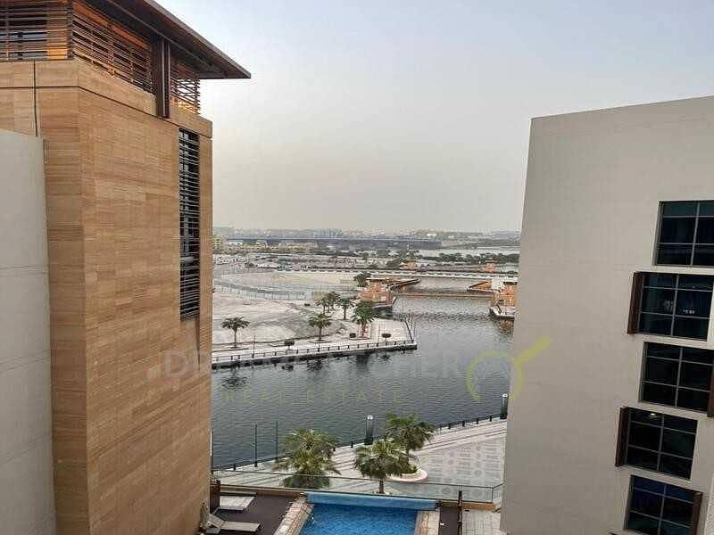 شقة في برج 2 دبي وورف قرية التراث 780000 درهم - 5406664