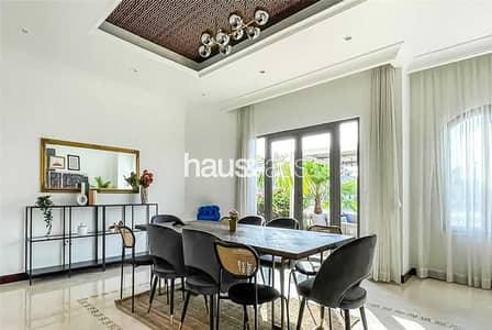 4 Bedroom Villa for Rent in Palm Jumeirah, Dubai - Fully Furnished | Atlantis Facing |  Grand Foyer |