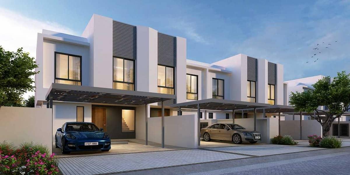 3BR Standard Townhouse   Yasmeen, Al Zahia