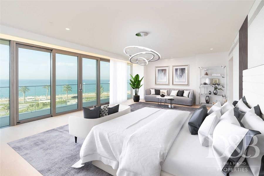 High Floor | Full Sea Views | Huge Layout