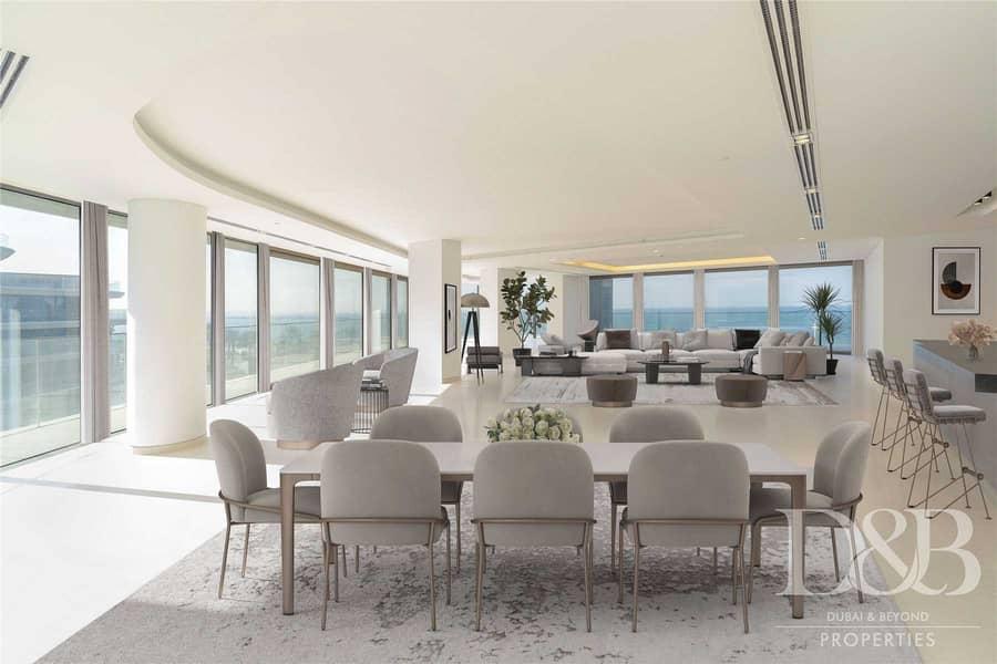 2 High Floor | Full Sea Views | Huge Layout