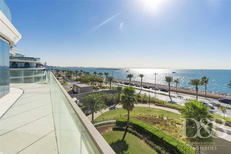 12 High Floor | Full Sea Views | Huge Layout