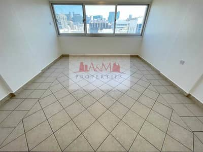 3 Bedroom Flat for Rent in Al Salam Street, Abu Dhabi - SPACIOUS LIVING. :  Three Bedroom Apartment with Wardrobes & Balcony for AED 65